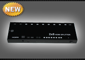 Сплиттер HDMI 2x8 SX-SP148-HD3D