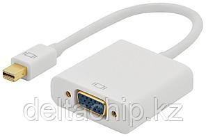 Переходник mini Display  port папа на VGA мамы