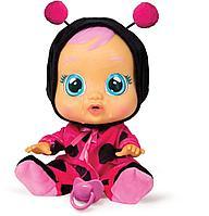 """Cry Babies плачущая интерактивная кукла Край Беби """"Леди Баг"""", фото 1"""
