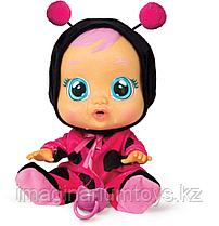 """Cry Babies плачущая интерактивная кукла Край Беби """"Леди Баг"""""""