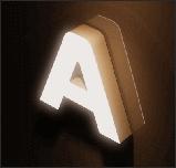 Изготовление объемных букв, фото 5