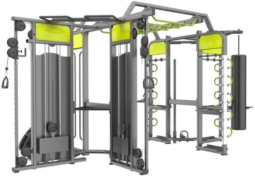 Рама DHZ для функциональных тренировок 360ХМ 5200*3500*2560