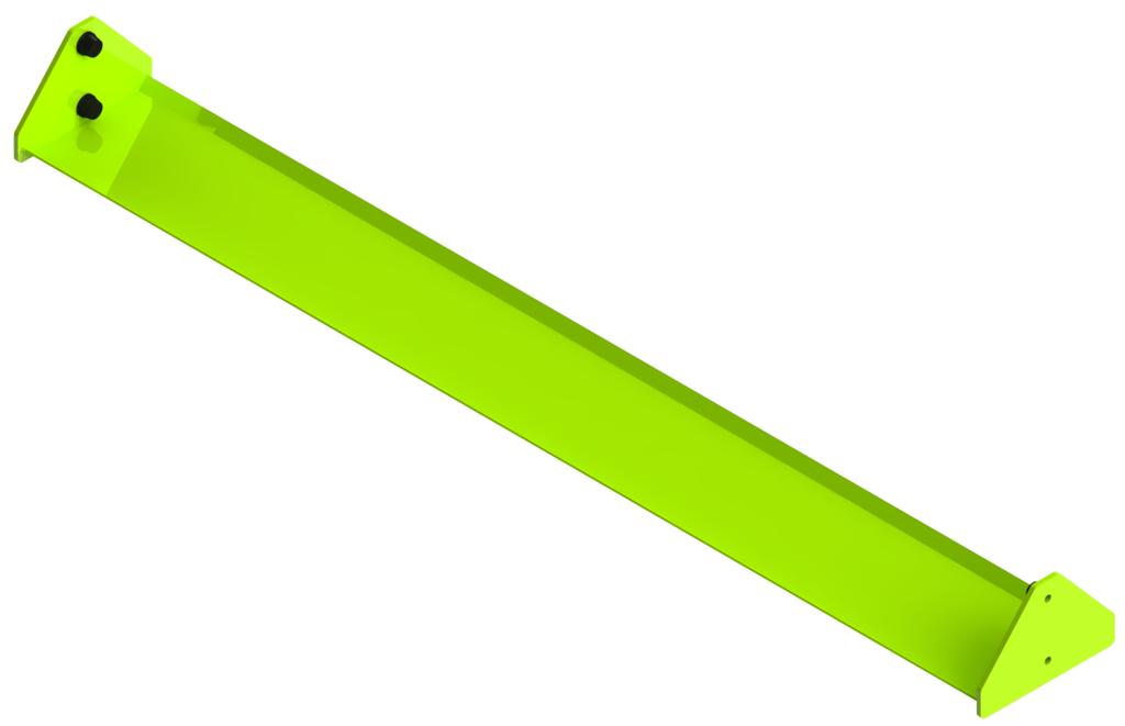 Полка для гирь ZSO-1800
