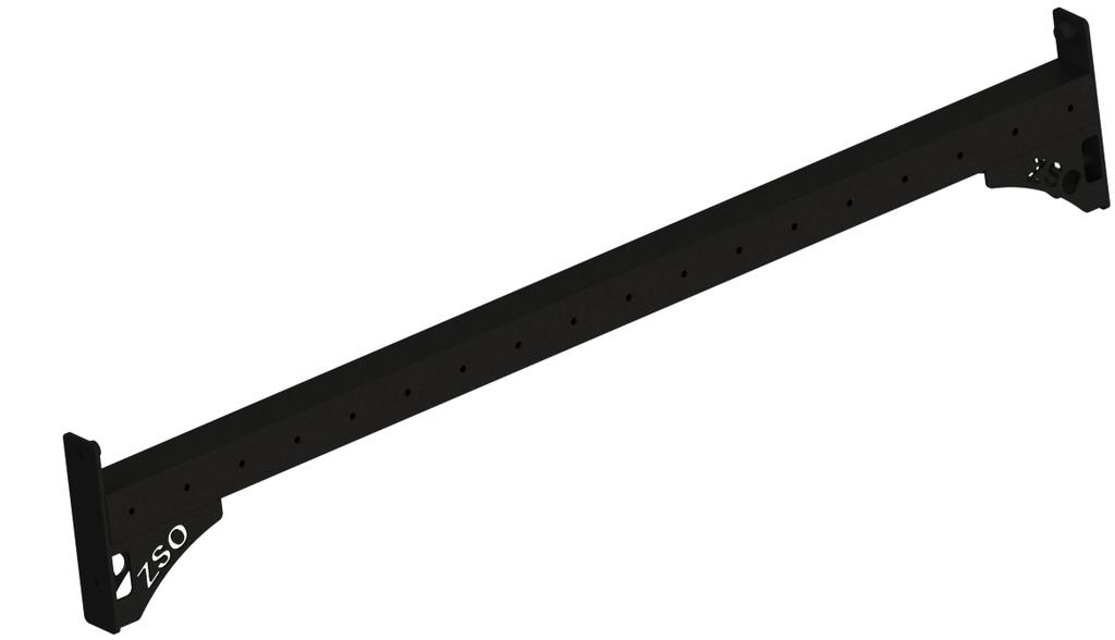 Балка перфорированная усиленная 80*80 ZSO - 1800