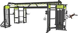 Рама DHZ для функциональных тренировок 360В 7700*5000*2560