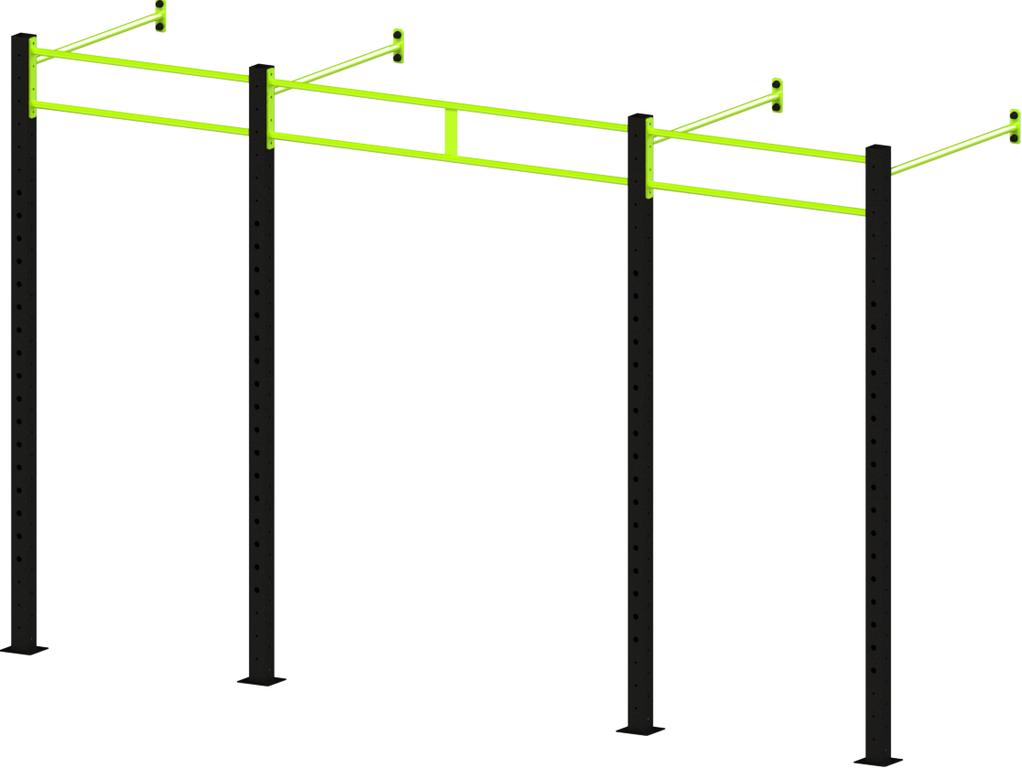 Функциональная рама пристенная ZSO-4000-1100-1