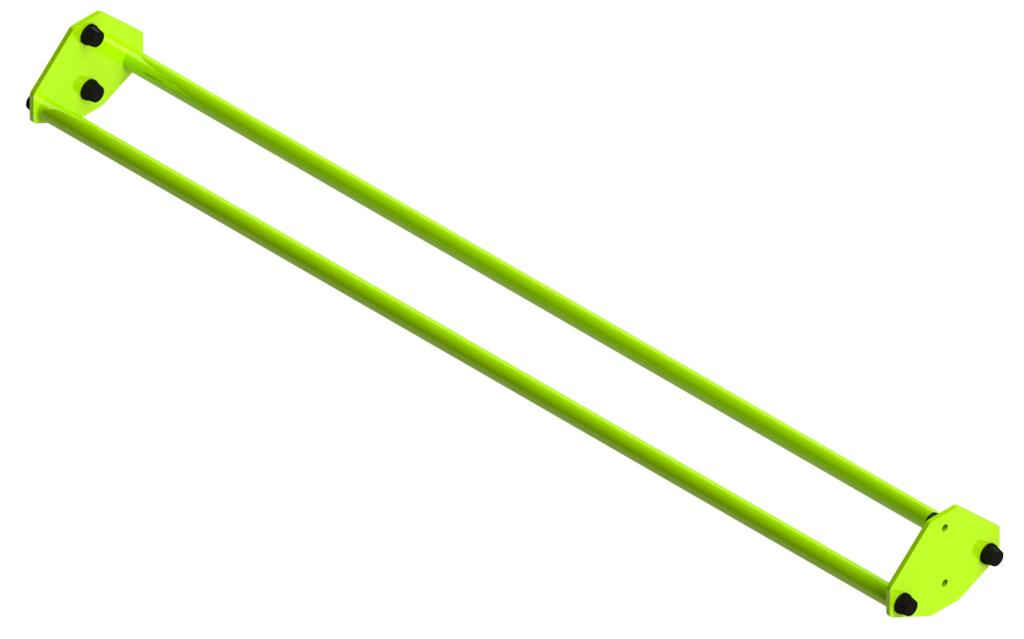 Полка для мячей ZSO-1800