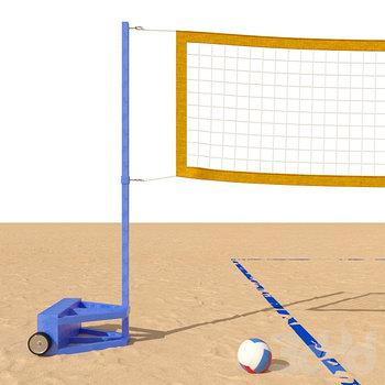 Оборудование для волейбола
