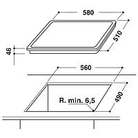 Электрическая варочная панель Hotpoint-Ariston HR 616 X, фото 2