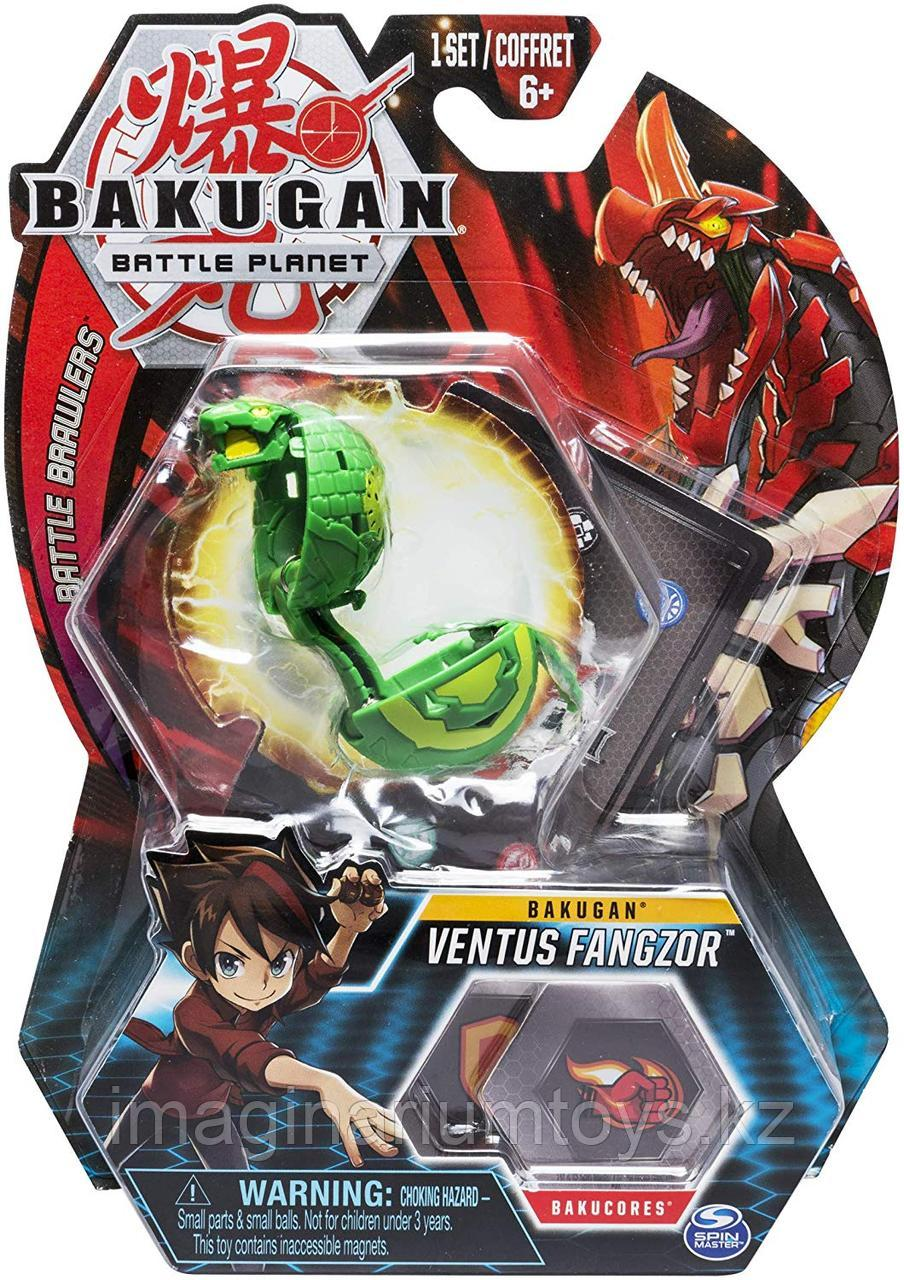 Бакуган фигурка-трансформер Bakugan, Ventus Fangzor