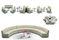 Модульные диванчики (комплект из 3х диванов)