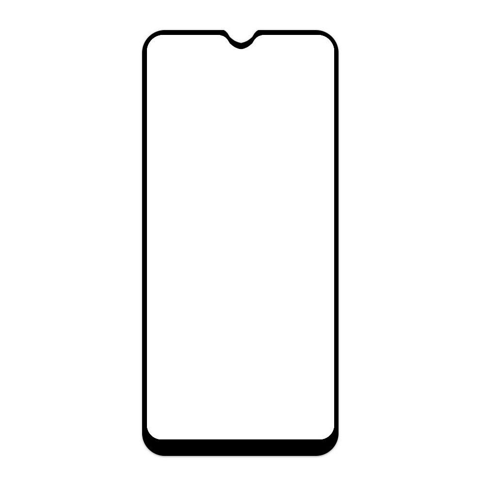 Защитное стекло Samsung A20S 2019, Samsung A207 2019 Окантовка Black A-Case