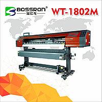 Широкоформатный эко сольвентный принтер WT-1802M, фото 1