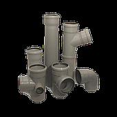 Трубы и фитинги для канализаци