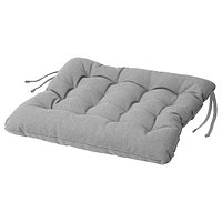 Подушка на стул ВИППЭРТ серый 38x38x6.5 см ИКЕА, IKEA