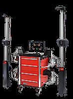 V3400 AC400 3-х камерный беспроводной 3D стенд РУУК легковых а/м с технологией XD