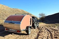 """Прокат автодома """"Енисей"""" в национальном парке Алтын-Эмель, фото 2"""