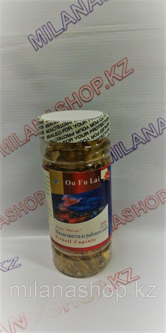 Капсулы Рыбий жир ( 200 шт )