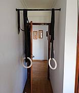 Турник в дверной проем 62-100см, фото 5
