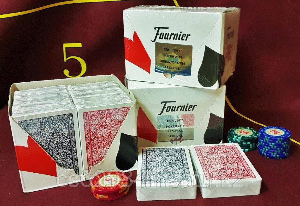 Карты Фурнье для покера (Fournier)