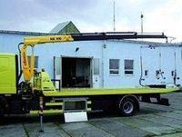 Крано-манипуляторная установка HYVA HA100 E4