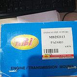 Кронштейн глушителя MITSUBISHI MONTERO V43W, MITSUBISHI PAJERO V23W, V43W, V44W, фото 3