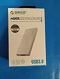 Корпус mSATA SSD ORICO MSA-U3-SV USB 3.0, фото 2
