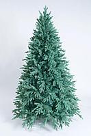 Ель искусственная с литой хвоей голубая или зеленая 240 см, фото 4