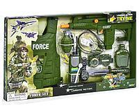 33480 Военный н-р с бронежилетом 10предметов Force SET  66*38см, фото 1