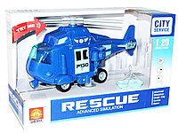 WY760C вертолет 3 функции  RESCUE 16*14см, фото 1