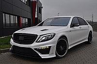 Обвес GSC для Mercedes-Benz S-class W222 , фото 1