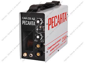 Сварочный аппарат   инверторный САИ-230-АД (аргонодуговой)