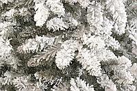 Искусственная ель снежная Мария (Ель заснеженная ветки вниз) высота 180 см, фото 5