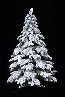 Искусственная ель снежная Мария (Ель заснеженная ветки вниз) высота 180 см, фото 6