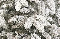 Искусственная ель снежная Мария (Ель заснеженная ветки вниз) высота 210 см, фото 5