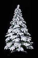 Искусственная ель снежная Мария (Ель заснеженная ветки вниз) высота 210 см, фото 6
