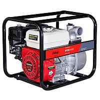 Мотопомпа бензиновая PTH 600 двигатель Honda 520 л/мин 32 м 4мм