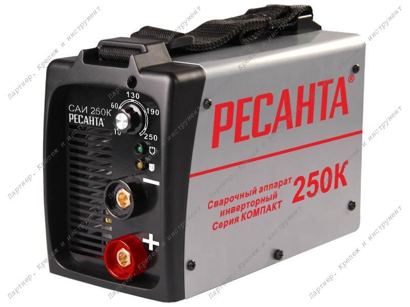 Сварочный аппарат  инверторный   САИ 250К (компакт)