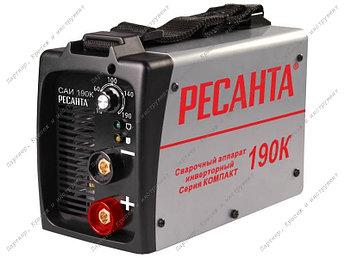 Сварочный аппарат  инверторный   САИ 190К (компакт)