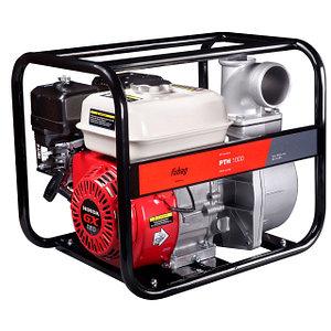 Мотопомпа бензиновая PTH1000 двигатель Honda 1000 л/мин 32м 4мм