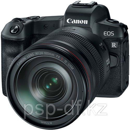 Фотоаппарат Canon EOS R kit RF 24-105mm f/4L IS USM + Mount Adapter EF-EOS R гарантия 2 года!!!