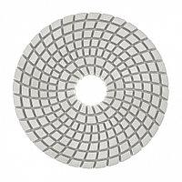 Алмазный гибкий шлифовальный круг, 100 мм, P400, мокрое шлифование, 5 шт. Matrix