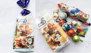 Новогодние подарки из Германских сладостей (400 гр.)
