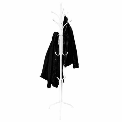 Вешалка для верхней одежды напольная «ALROSA» (Белый)