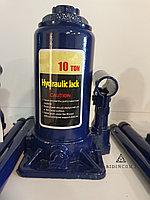 Домкрат гидравлический бутылочный 10 тонн