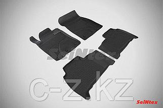 Резиновые коврики для Toyota Land Cruiser 200 2007-2021