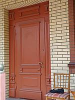 Металлические входные двери на заказ