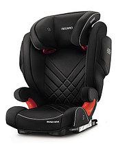 Recaro: Автокресло Monza Nova 2 SeatFix Aluminium Grey (15-36кг)  1144210