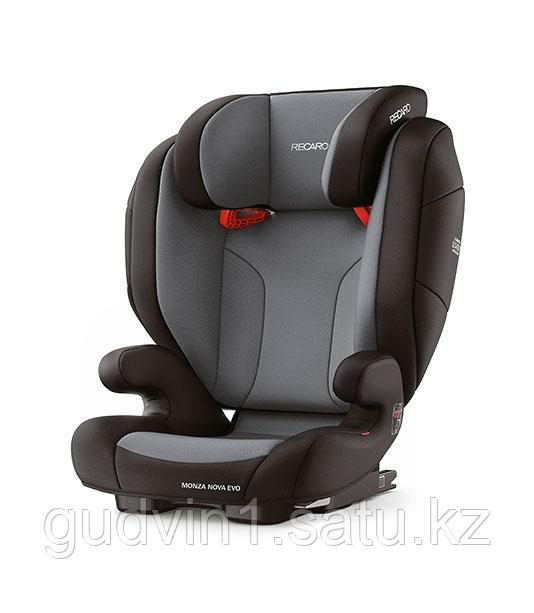 Recaro: Автокресло Monza Nova Evo SeatFix Carbon Black (15-36кг)  1144211