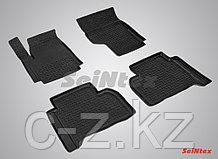 Резиновые коврики для Volkswagen Amarok 2010-н.в.